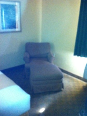 Holiday Inn Viera Conference Center: Comfortable chair