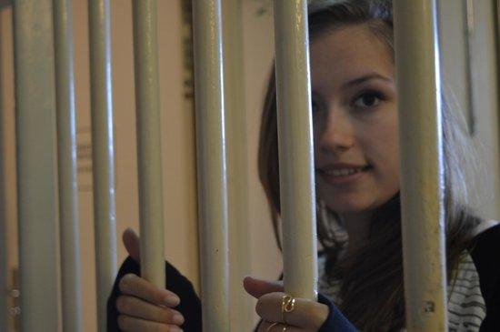 Fængslet: Behind bars