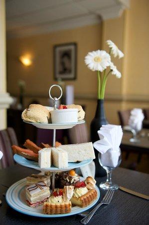 كوينز هوتل آند سبا: Afternoon Tea for Two, a lovely way to spend a sunday afternoon