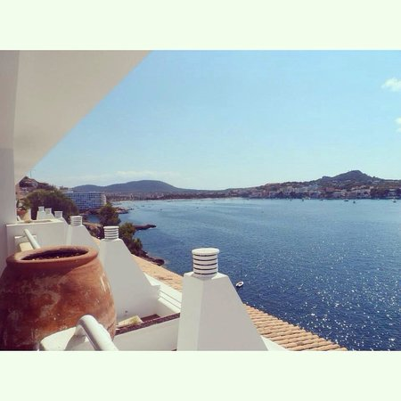 Sentido Punta Del Mar: View from our balcony! Absolutely lovely to wake up to each morning