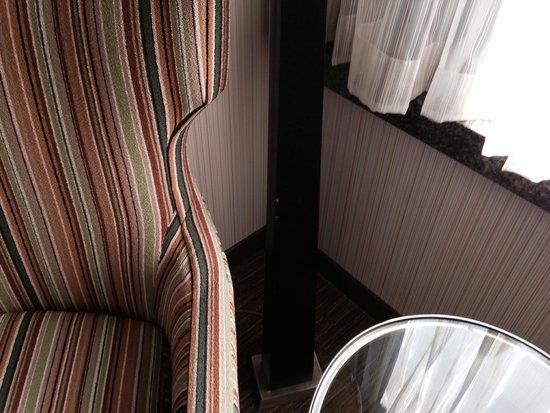 Sheraton Stamford Hotel: Little bit of love needed