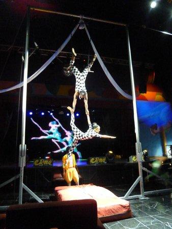 غران هوتيل ايباروستار بافارو: Circus show - do not miss!