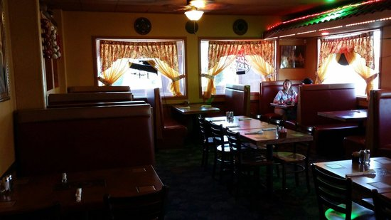 Sergios Mexican Restaurant: Not a big place, but very nicen