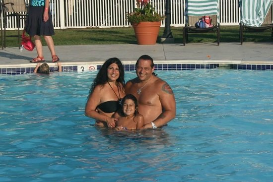 Hershey Lodge: Great pool