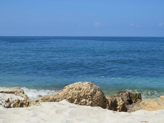 Spiaggia di Is Arutas: Un mare eccezionale.