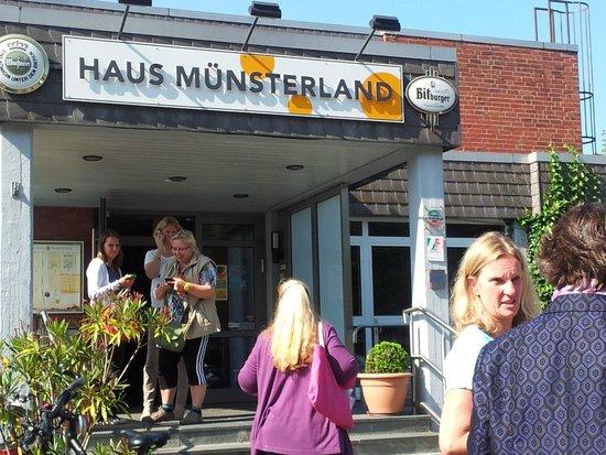 Haus Munsterland: Haus Münsterland
