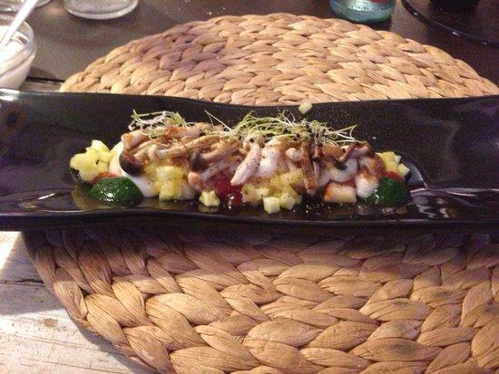 Clandestino: The scallops are a must have!