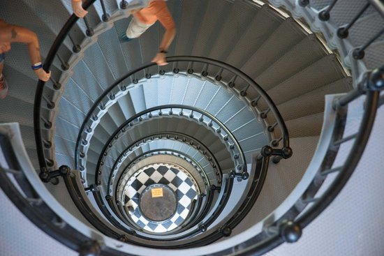 Ponce de Leon Lighthouse: View from the top