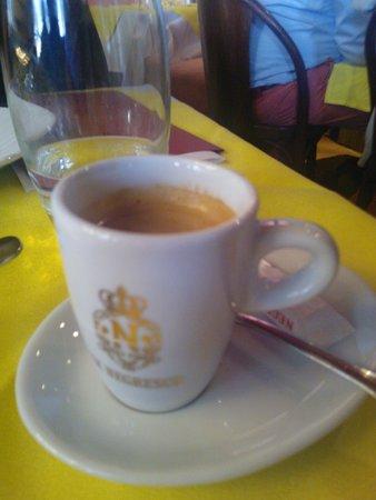 فندق نغرسكو: Espresso