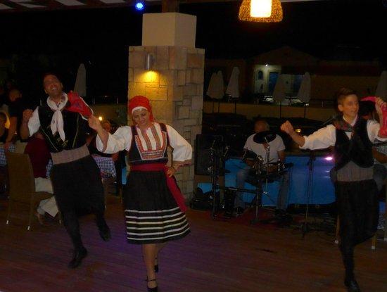 ELIA Restaurant & Lounge Bar: Greek night