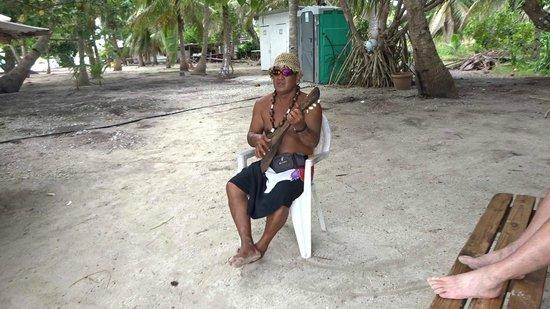 Huahine Nautique: Chanson polynésienne