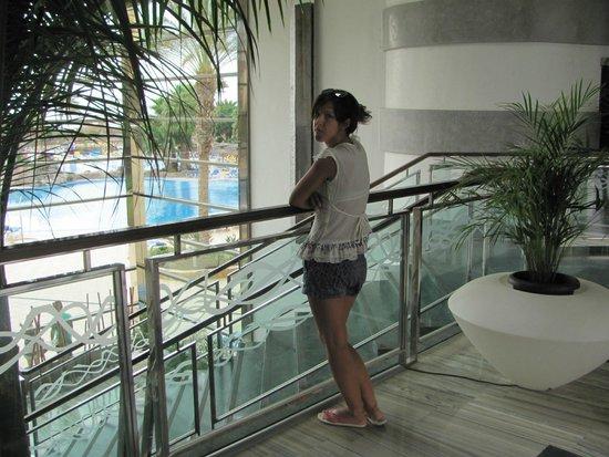 Elba Carlota Beach and Convention Resort: В хоте отеля
