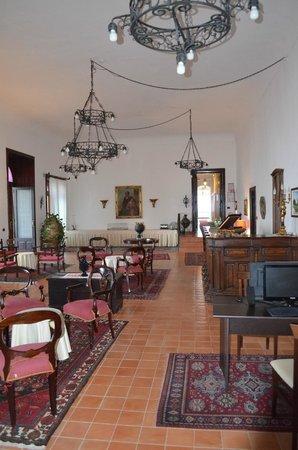 Hotel Bel Soggiorno: Salon