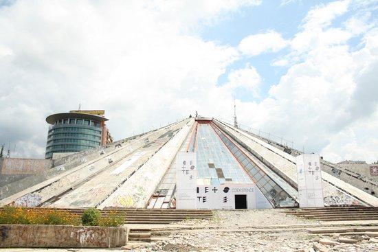 Enver Hoxha Pyramid: Enver Hoxha Pyramid