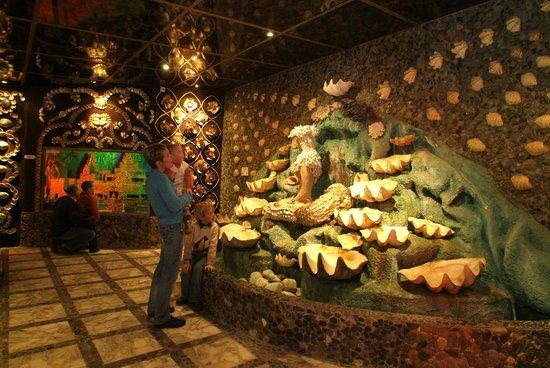 LE ROC des Curiosités - Musée & Aquarium: La féerie des coquillages
