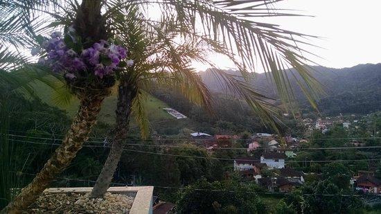 إيكو ريزورت سيرا إمبريال: Vista do Terraço