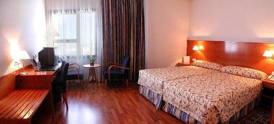 Extremadura Hotel: Habitación