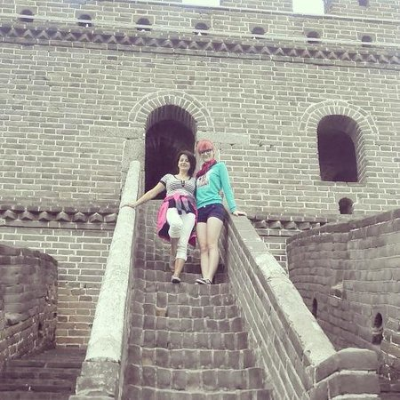 Wild Great Wall Adventure: car hire service to Great Wall Mutianyu