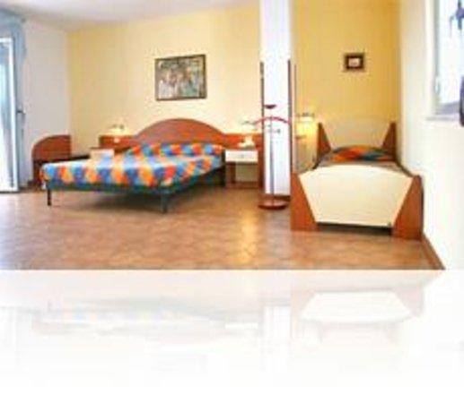 Residence Hotel Felix: CAMERE