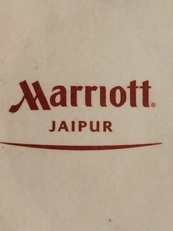 ‪جايبور ماريوت هوتل: Marriott Jaipur‬