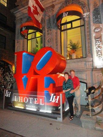 LHotel: Feeling the Love at L'Hotel