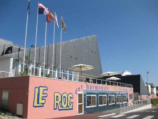 LE ROC des Curiosités - Musée & Aquarium: Le Roc des Harmonies