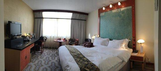 فندق أم كونسرتهاوس - مجاليري كولكشن: Room is not crazily beautiful, but this is clean and comfortable, value for the money