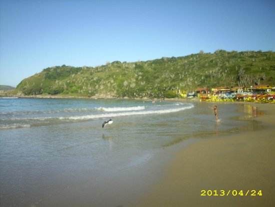 Praia das Conchas: Vista à direita