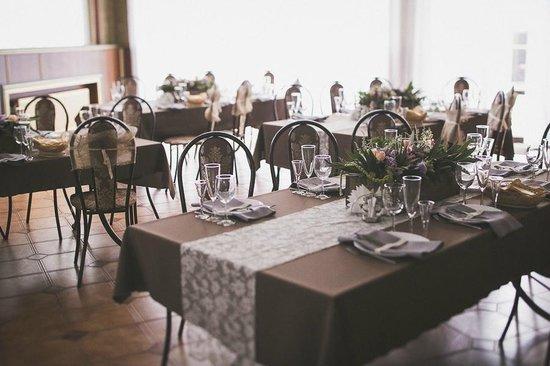 Villa Stefano: ресторан