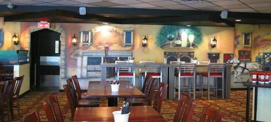 كواليتي هوتل مونتريال إيست: Graffiti's Restaurant