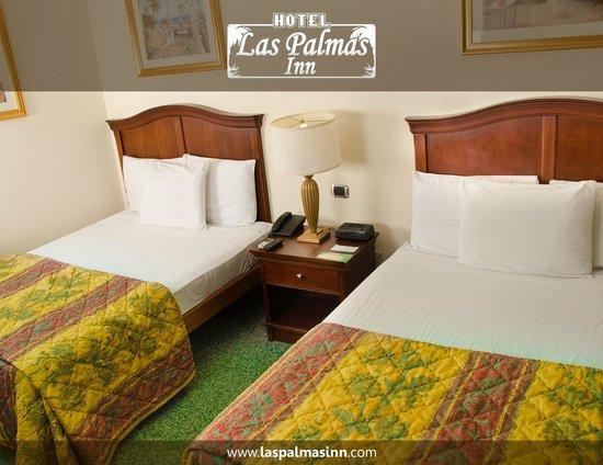 Hotel Las Palmas Inn: Habitaciones (Las Palmas Inn)