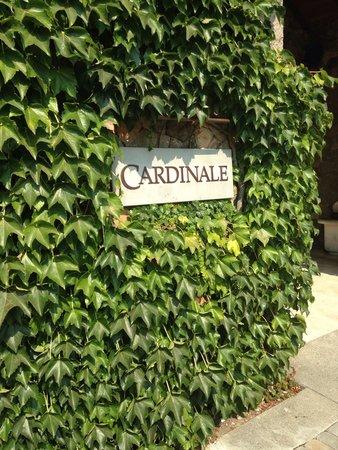 Cardinale Estate Winery: Entrance