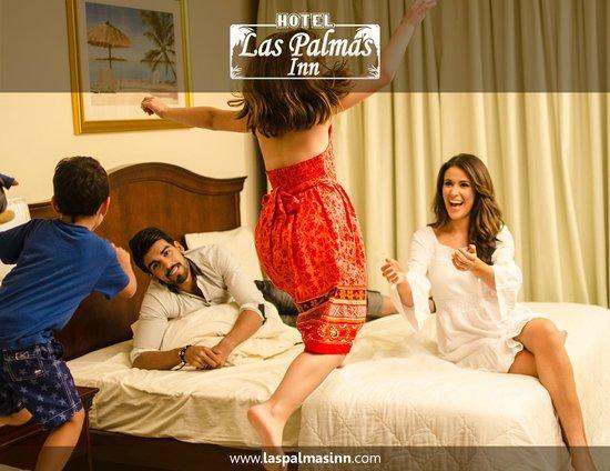 Hotel Las Palmas Inn: Hospedaje Familiar (Las Palmas Inn)