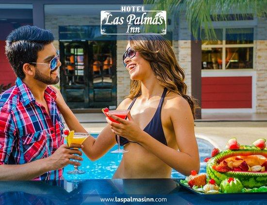 Hotel Las Palmas Inn: Compartir en Nuestra Piscina (Las Palmas Inn)