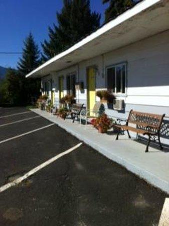 Mountain View Inn: Motel Units