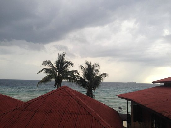 Senja Bay Resort: The View from Room 25