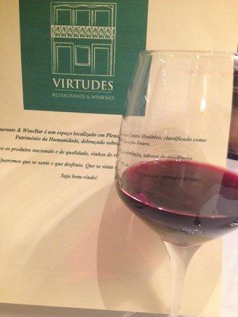 Casa Virtude: vinho especial