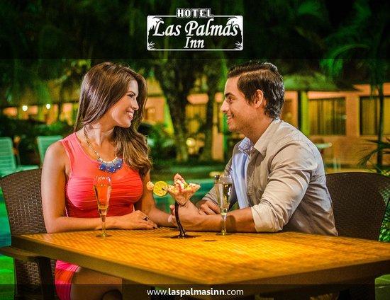 Hotel Las Palmas Inn: Compartir en Nuestro Restaurant