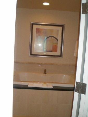 ذا سيجنيتشر آت إم جي إم جراند: Bathroom Decor