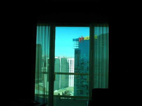 ذا سيجنيتشر آت إم جي إم جراند: View from room
