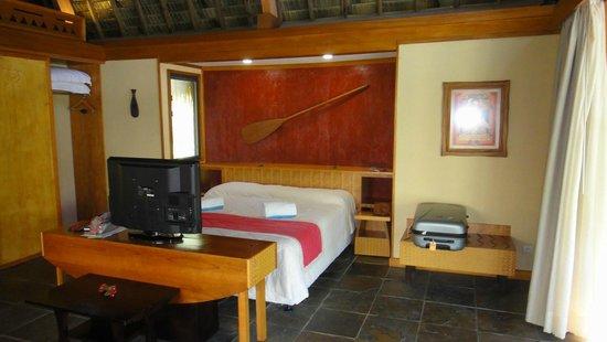 مايتاي لابيتا فيلاج هاوهين: Intérieur d'un bungalow