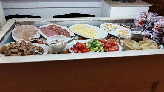 سنترال - هوتل تيجيل: Breakfast