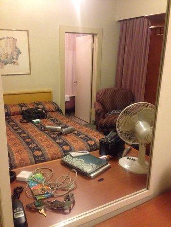 Budget Inn Patricia Hotel: Room