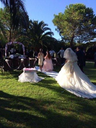 Park Hotel Marinetta: Cerimonia celebrata presso hotel Marinetta