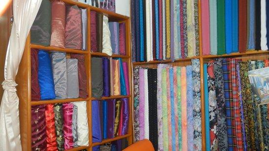 V-Versace Tailor: thai silk