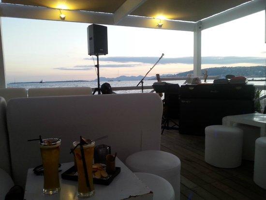 Garden Beach Hotel : cocktail bienvenue