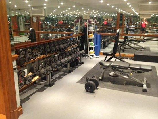 راديسون بلو هوتل لندن ستانسدتيد إيربورت: Spa and Fitness Center