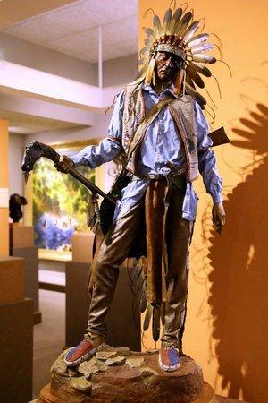 Leanin' Tree Museum of Western Art: Sculpture