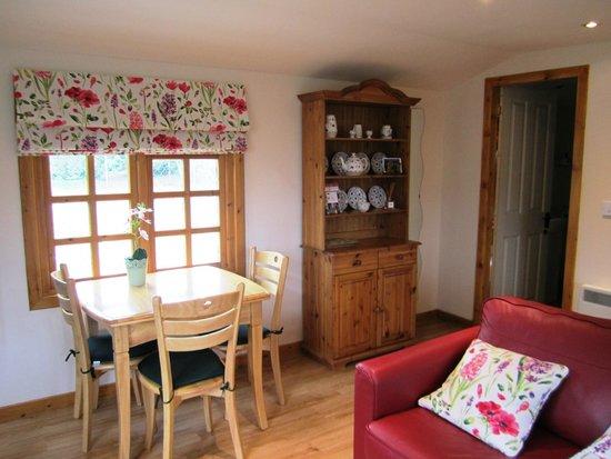 Mackeanston House B&B: Garden Studio interior