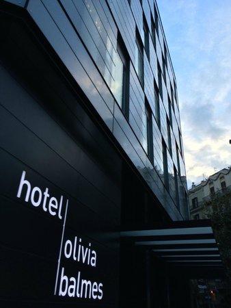 Olivia Balmes Hotel: Accurate style